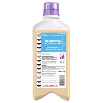 Glucerna with Carbsteady 1.2 Cal Tube Feeding Formula Abbott Nutrition