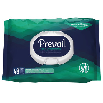 Prevail Personal Wipe First Quality WW-810