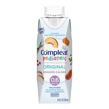 Compleat Pediatric Reduced Calorie Pediatric Tube Feeding Formula Nestle Healthcare Nutrition 10043900380749