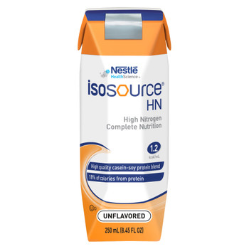 Isosource HN Tube Feeding Formula Nestle Healthcare Nutrition