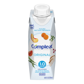 Compleat Tube Feeding Formula Nestle Healthcare Nutrition