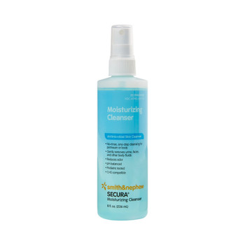 Secura Moisturizing Antimicrobial Soap Smith & Nephew 59430900