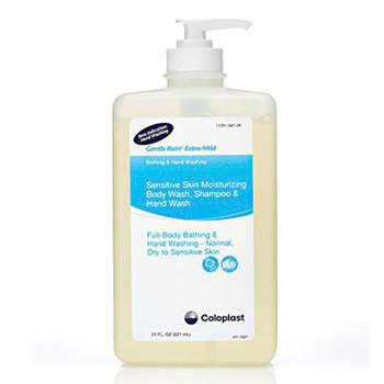 Gentle Rain Shampoo and Body Wash Coloplast 7234