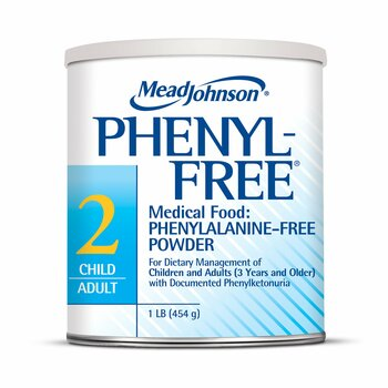 Phenyl-Free 2 PKU Oral Supplement Mead Johnson