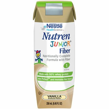Nutren Junior Pediatric Oral Supplement / Tube Feeding Formula Nestle Healthcare Nutrition 9871616063