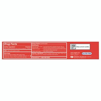 Colgate Cavity Protection Toothpaste Colgate 151406