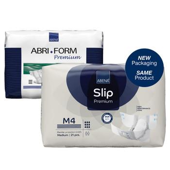 Abena Abri-Form Premium M4 Incontinence Brief Abena North America 43063