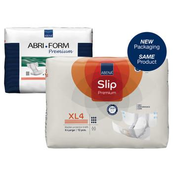Abena Abri-Form Premium XL4 Incontinence Brief Abena North America 43071