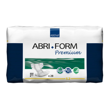 Abena Abri-Form Premium S2 Incontinence Brief Abena North America 43055