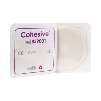 Eakin Cohesive Ostomy Appliance Seal Convatec 839001