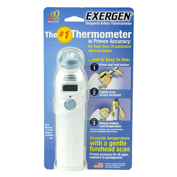 TemporalScanner Temporal Contact Thermometer Exergen 140001