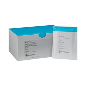 Brava Sting Free Skin Barrier Wipe Coloplast 120215