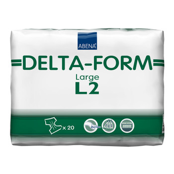 Abena Delta-Form Incontinence Brief Abena North America 308863