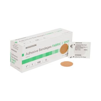 McKesson Adhesive Spot Bandage McKesson Brand 16-4812