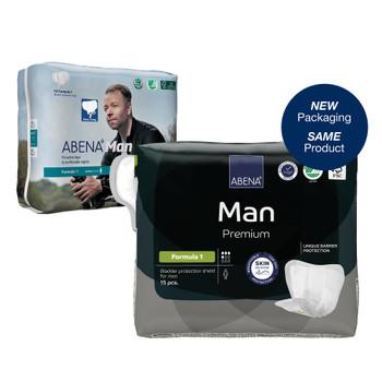 Abena-Man Bladder Control Pad Abena North America 1000017162