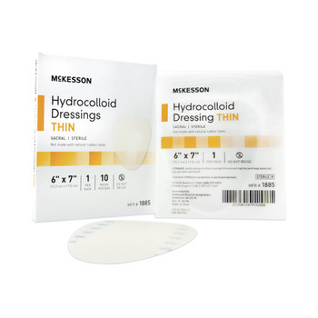 McKesson Hydrocolloid Dressing McKesson Brand