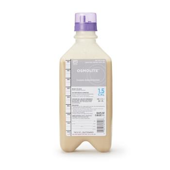 Osmolite 1.5 Cal Tube Feeding Formula Abbott Nutrition 62699