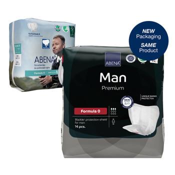 Abena-Man Bladder Control Pad Abena North America 1000017161