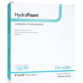 Hydrafoam Foam Dressing DermaRite Industries 00295E