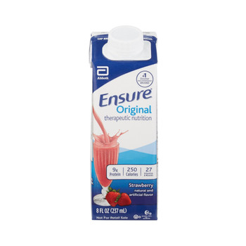 Ensure Oral Supplement Abbott Nutrition