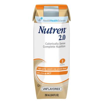 Nutren 2.0 Tube Feeding Formula Nestle Healthcare Nutrition 00798716162302