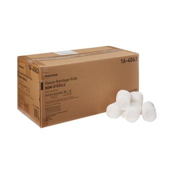 McKesson Fluff Bandage Roll McKesson Brand 16-4063