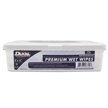 Dukal Premium Personal Wipe Dukal 7720