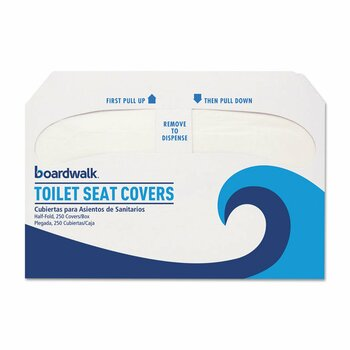 Boardwalk Toilet Seat Cover Lagasse BWKK2500