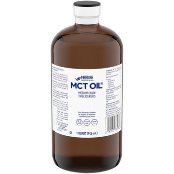 MCT Oil Oral Supplement Nestle Healthcare Nutrition