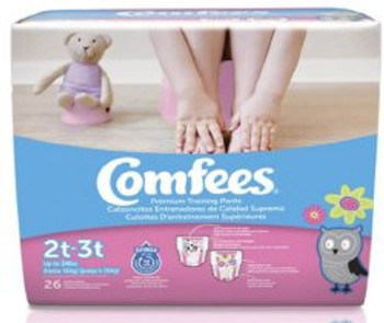 Comfees Training Pants Attends Healthcare Products 41547