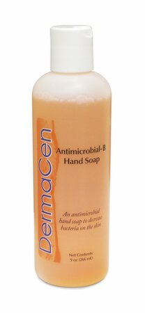 DermaCen Antimicrobial Soap Central Solutions 23043