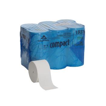 Compact Toilet Tissue Georgia Pacific 19378