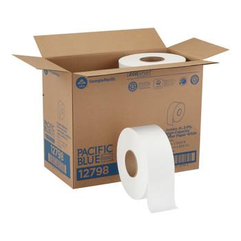 Pacific Blue Basic Toilet Tissue Georgia Pacific 12798