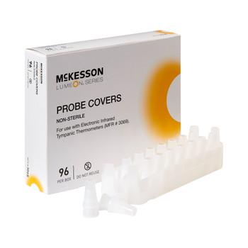 McKesson LUMEON Tympanic Thermometer Probe Cover McKesson Brand 3068