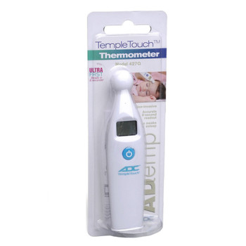Adtemp Temporal Contact Thermometer American Diagnostic Corp 427Q