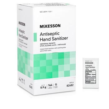 McKesson Hand Sanitizer with Aloe McKesson Brand 82482