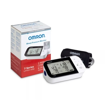 Omron 7 Series Digital Blood Pressure Monitoring Unit Omron Healthcare BP7350