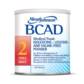 BCAD 2 MSUD Oral Supplement Mead Johnson 891501