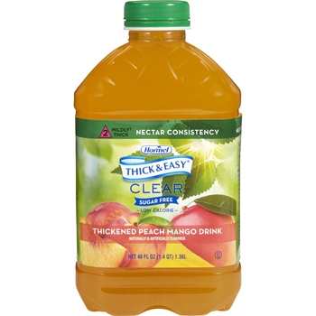 Thick & Easy Sugar Free Thickened Beverage Hormel Food Sales 79018