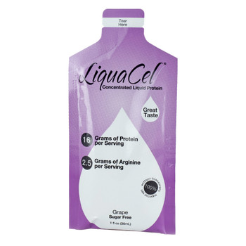 LiquaCel Oral Protein Supplement Global Health Products GH95