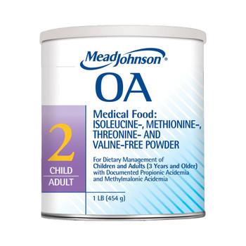 OA 2 Propionic Acidemia Oral Supplement Mead Johnson 891701