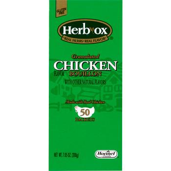 Herb-Ox Instant Broth Hormel Food Sales 34793