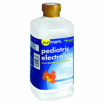 sunmark Pediatric Oral Electrolyte Solution Perrigo Company 49348057141