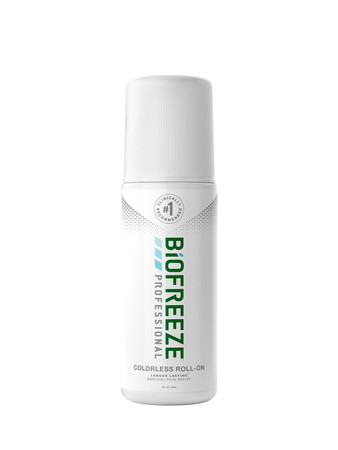 Biofreeze Professional Topical Pain Relief Performance Health 13419