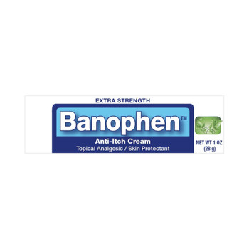Banophen Itch Relief Major Pharmaceuticals 00904535431