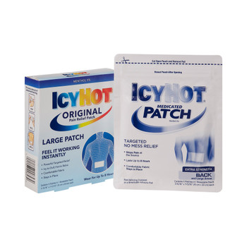 Icy Hot Topical Pain Relief Chattem Inc 41167004843