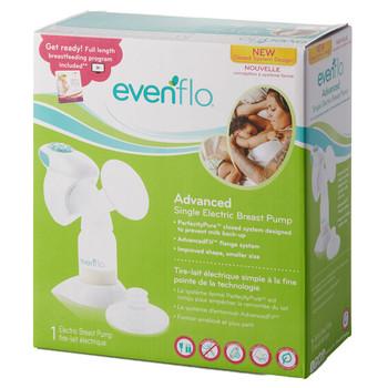 Evenflo Advanced Single Electric Breast Pump Kit Evenflo 5171111