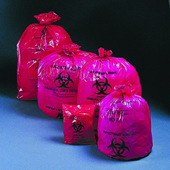 McKesson Infectious Waste Bag McKesson Brand 03-4405