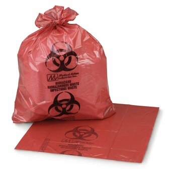 McKesson Infectious Waste Bag McKesson Brand 03-4550