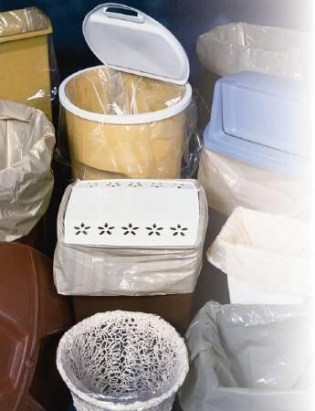 LK Trash Bag Elkay Plastics HDN2433